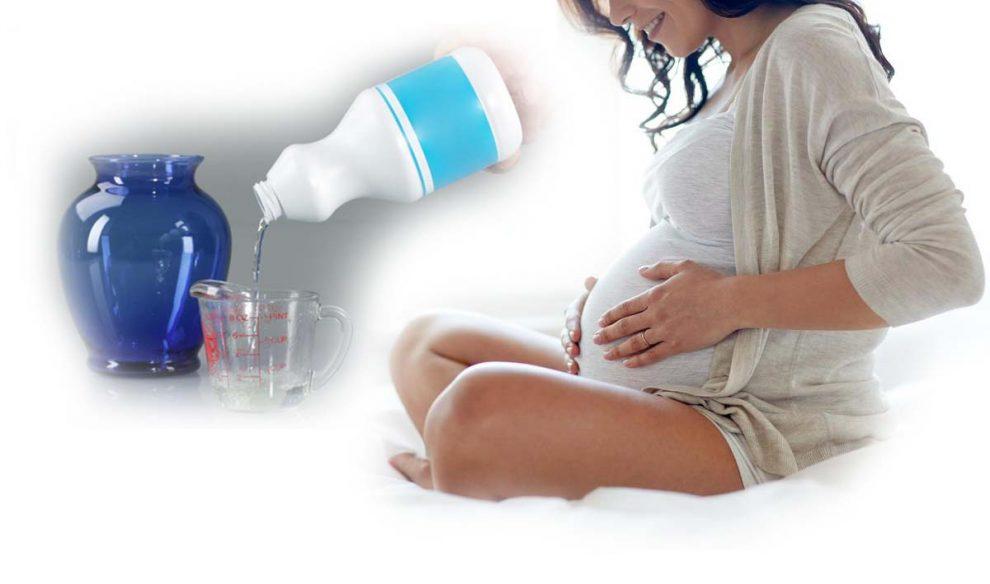 Bleach Pregnancy Test