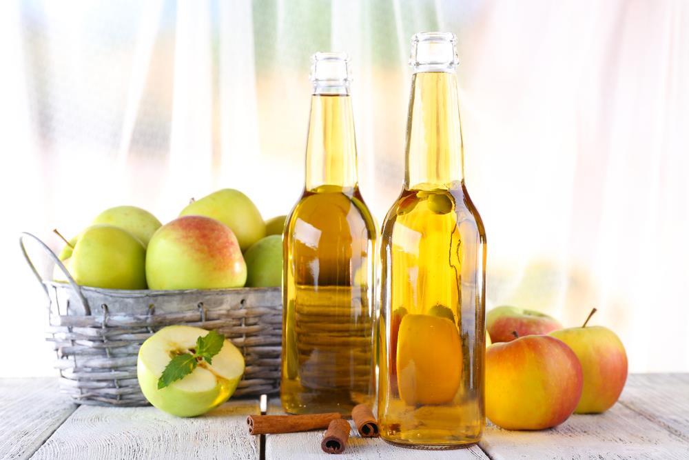 Apple cider vinegar for hives