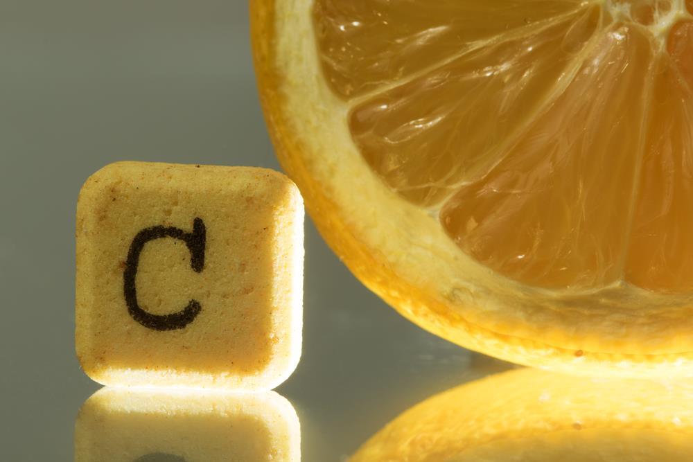Vitamin C as menstrual booster
