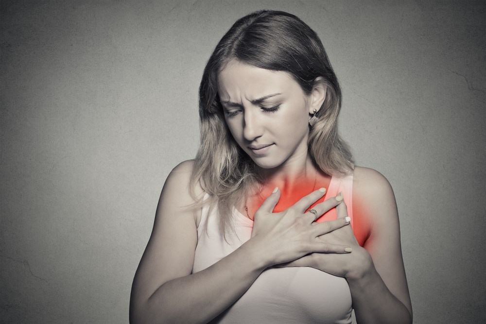 What Causes of Pain under left armpit ?