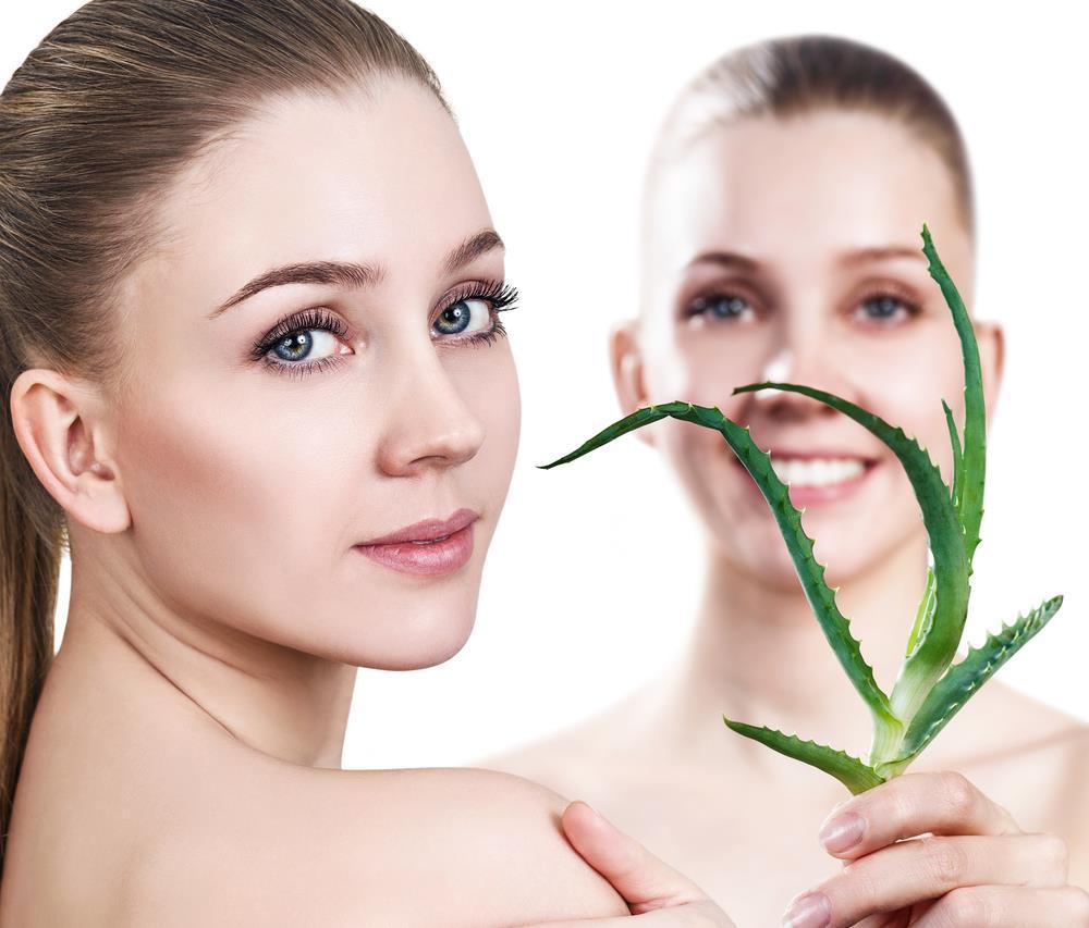 Aloe Vera Gel for Skin