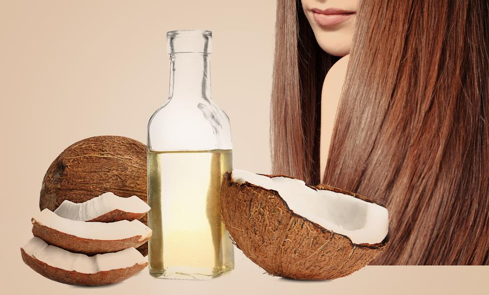 Coconut Oil Reduces the Hair Breakage