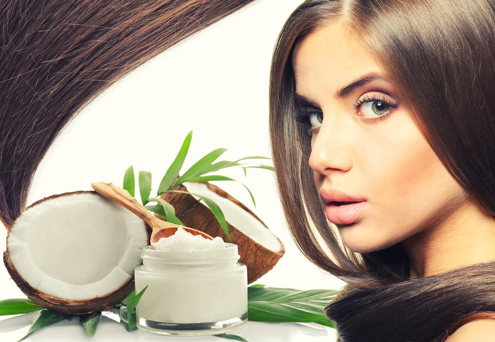 Coconut oil for the Healthy Scalp