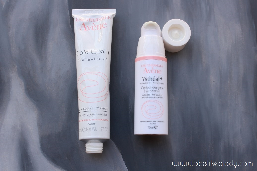 Eau Thermale Avène Ysthéal Eye and Lip Contour Care