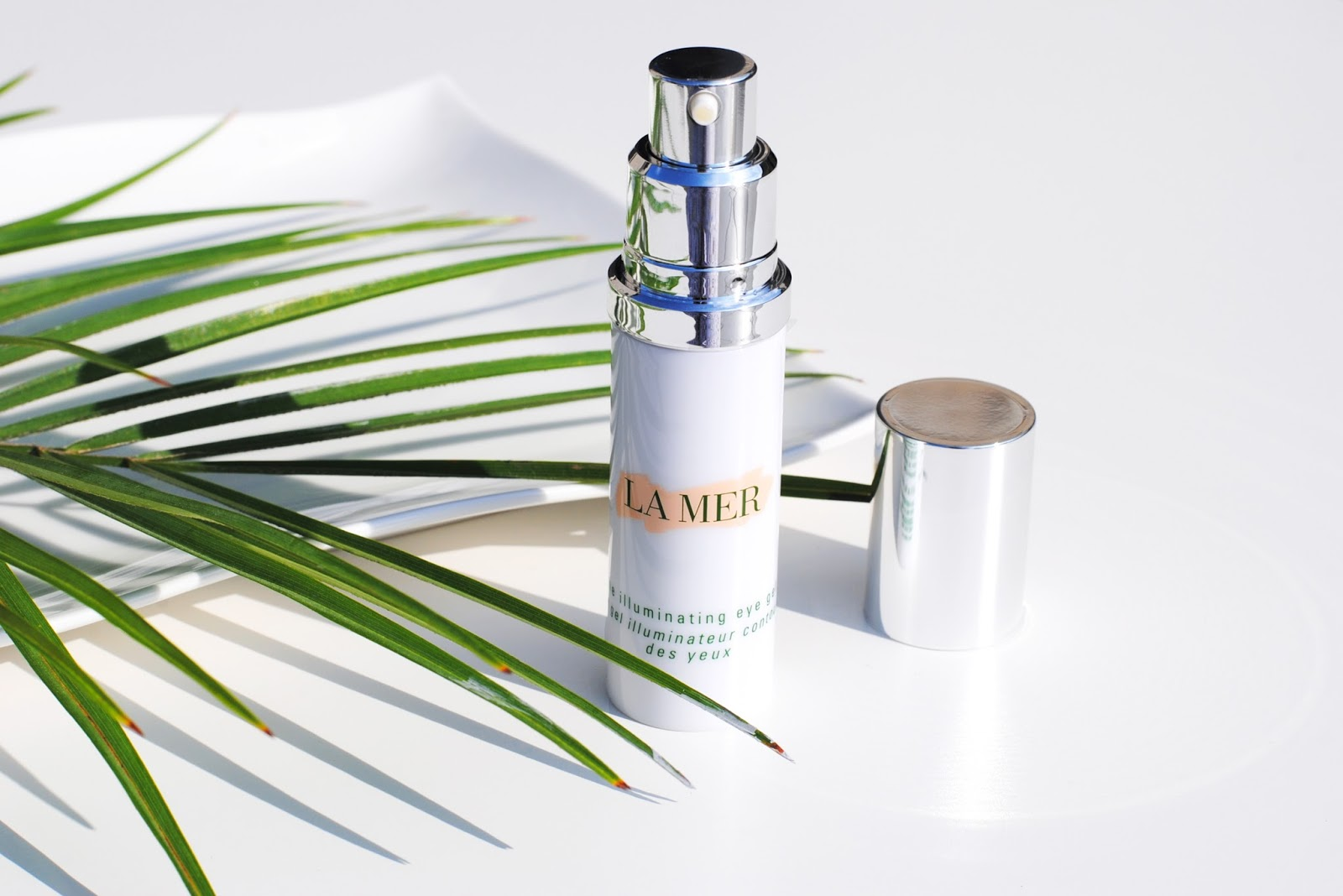 La Mer The Illuminating Eye Gel: