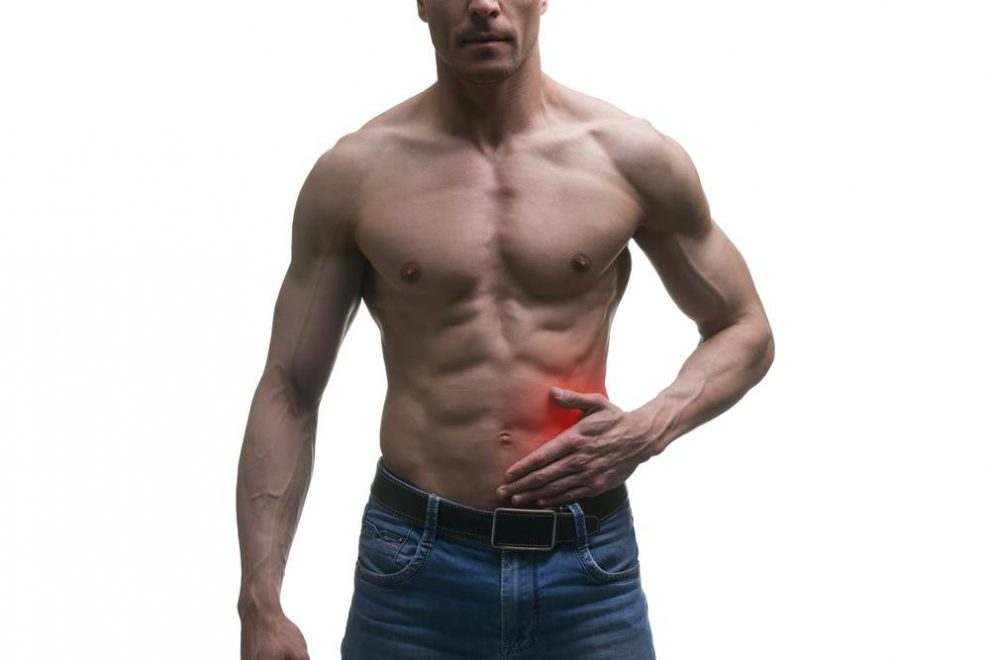 Lower Left Abdominal Pain in Men