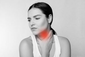tightness in throat
