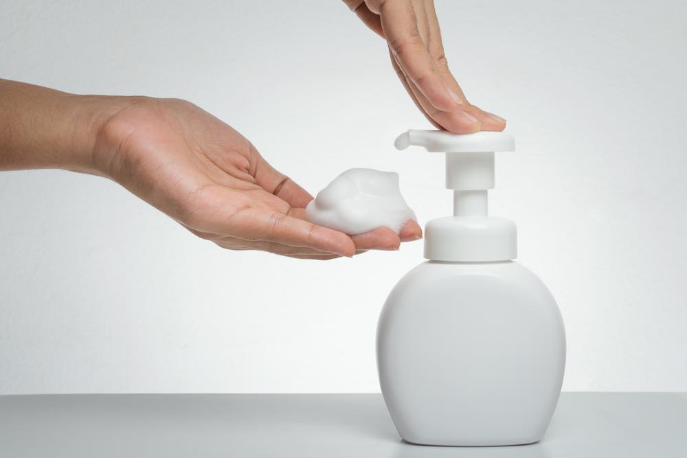 Use mild shampoo