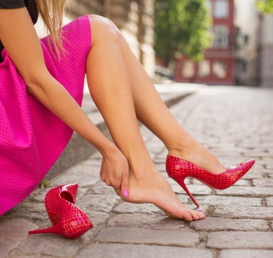 Natural Ways To Remove Calluses From Feet