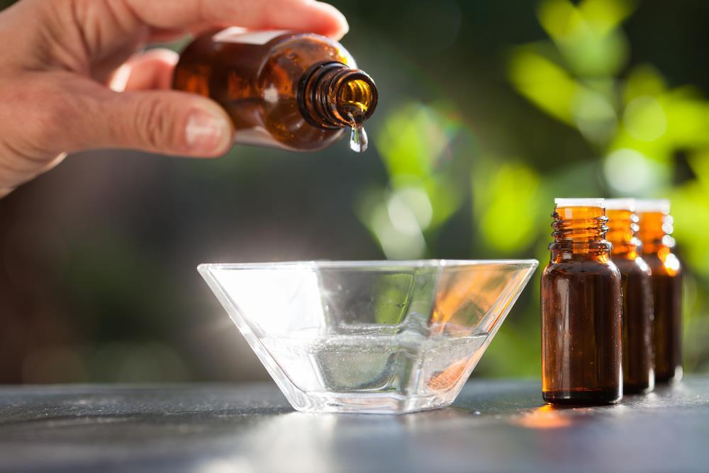 Essential oils for sinusitis