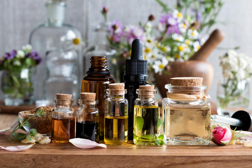 Essential oils such as tea tree oil
