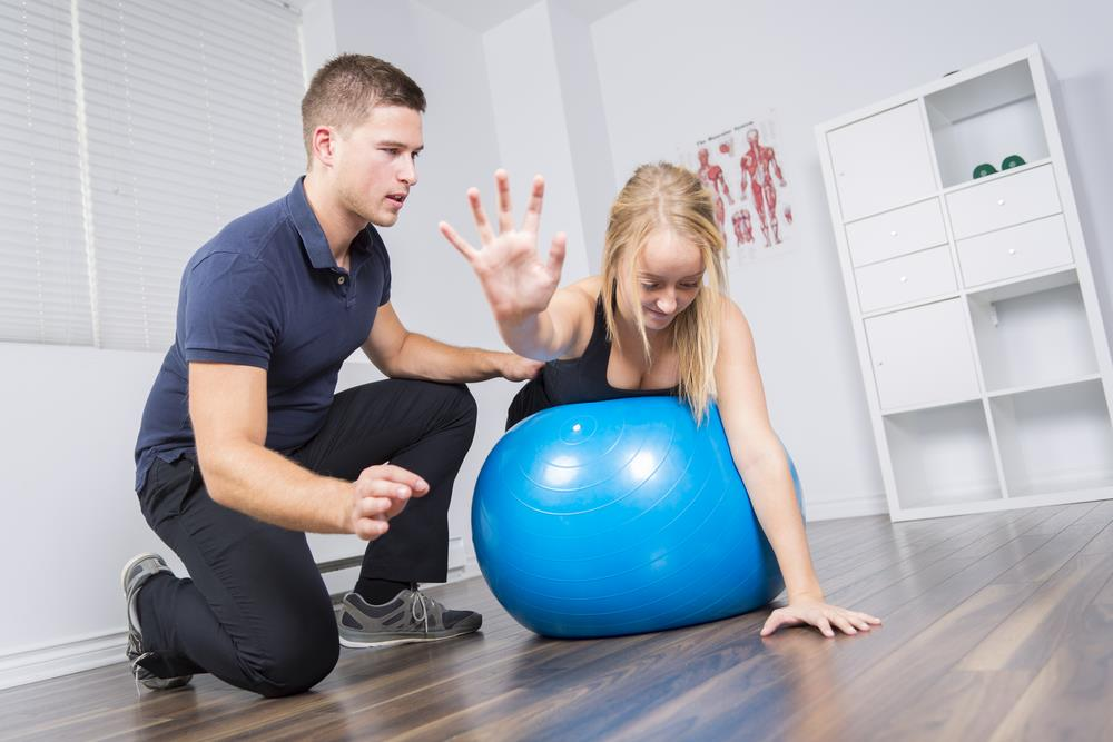 Exercises and physio-therapy