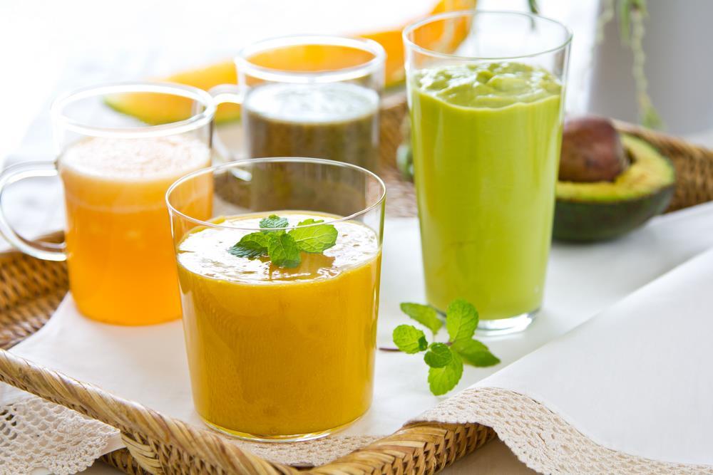 Intake of more liquid diet