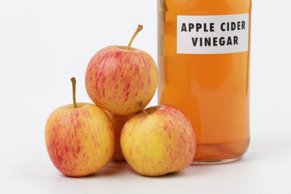apple cider vinegar warts