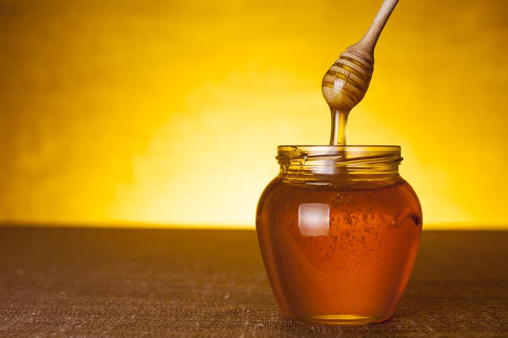Honey for Pink Eye: