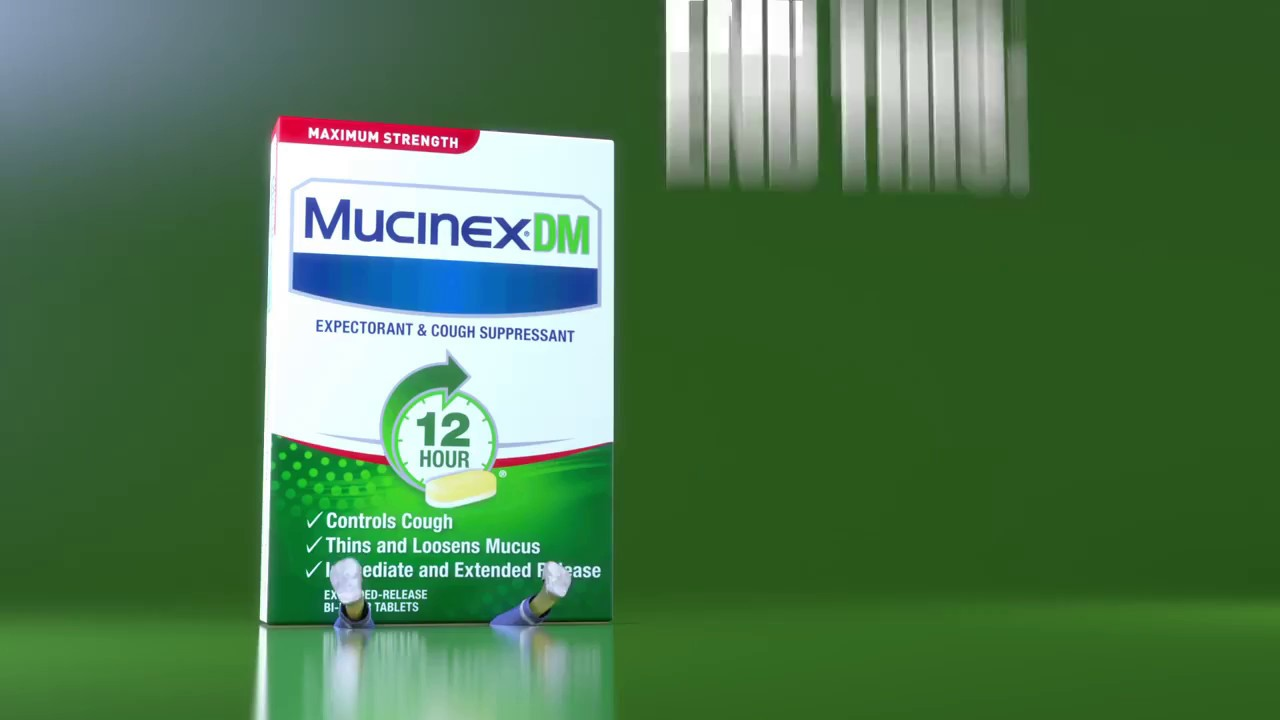 Mucinex Dm Uses